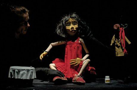 Théâtre des Alberts přivezlo na festival inscenaci Sakura. FOTO archiv souboru