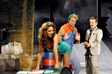 Royal Shakespeare Company: Komedie omylů