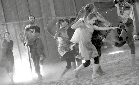 Projekt Divadla Continuo ve vodňanské cihelně