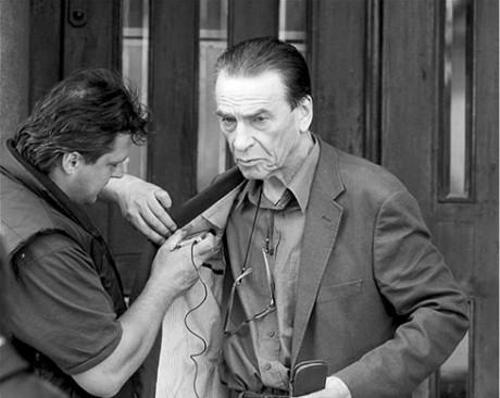 František Němec v televizním filmu Archiv