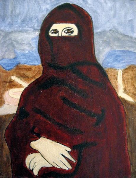 Adam Zucker, Mona Lisa Burka