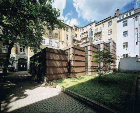Divadlo Afred ve dvoře. FOTO archiv