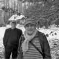Andrej Krob a Břetislav Rychlík