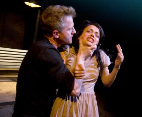 Pavel Batěk s Janou Strykovou