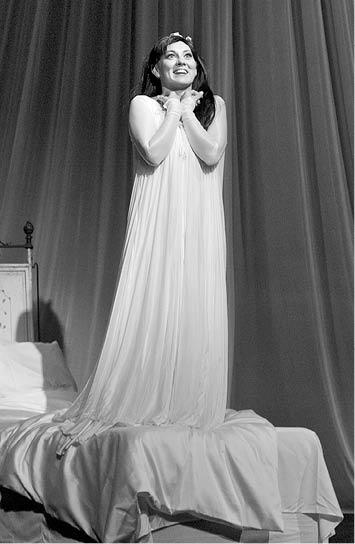 Šrejma Kačírková jako Gilda