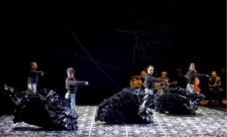 Mužské reinkarnace tanečnice Carmen Amaya