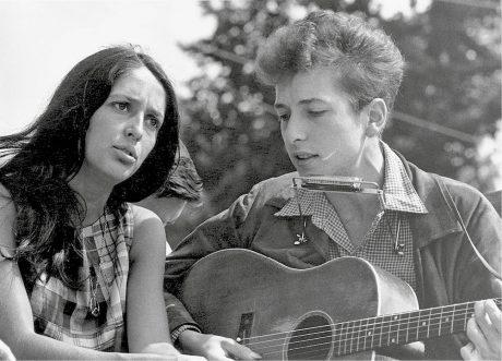 Joan Baez, Bob Dylan