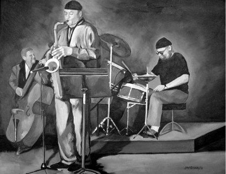 Freejazzové trio bubeníka Rashieda Aliho
