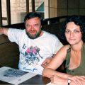 Zdeněk Dušek a Jana Březinová