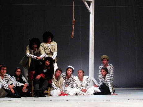 Jarošu, sú to sebevrazi, tolko času na jeden festivalový špíl! FOTO archiv festivalu