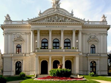 Mahenova činohra - Národní divadlo Brno. FOTO archiv