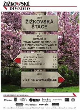 Zizkovska stace-Tramtarie-poster