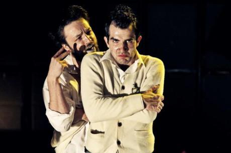 Likáš Černoch a Dalibor Buě. FOTO archiv Marta