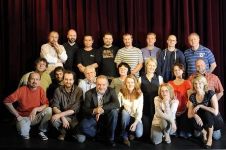 Současný soubor Divadla S+H. FOTO archiv DSH