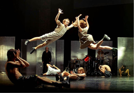 Vandekeybus vytvořil svébytný styl dynamického tanečního divadla FOTO DANNY WILLEMS