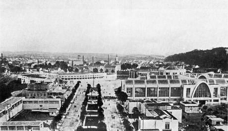 Areál byl nazván Výstavištěm. FOTO archiv