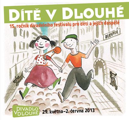 Originální výtvarnou stránku festivalu letos představovaly původní kresby Zuzany Vojtové.