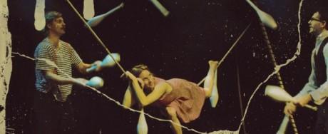 (bra)Tři v tricku: Plovárna. FOTO archiv souboru