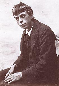 Robert Otto Walser (15. dubna 1878 – 25. prosince 1956) byl německy píšící švýcarský prozaik. Robert Walser bývá často označován za předchůdce Franze Kafky. FOTO archiv Wikipedie