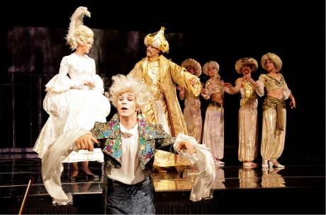 Igor Ozorovič jako Amadeus