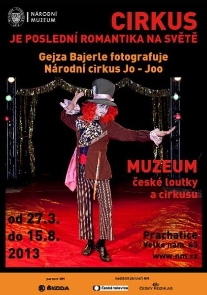 cirkus je romantika-poster