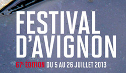 Festival Avignon-logo
