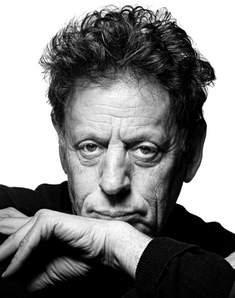 Philip Glass FOTO ARCHIV