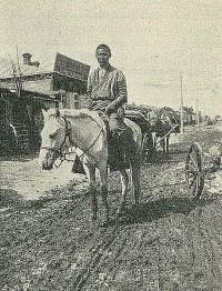 Mopngolský kočovník, 1937. FOTO archiv