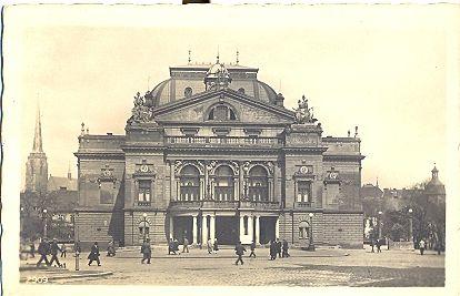 DJKT Plzeň, 50. léta. FOTO archiv