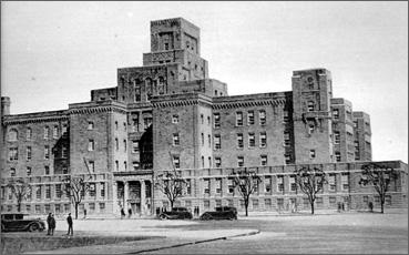 Lincoln Hospital New York (Bronx), kde Birinskij umřel. FOTO archiv