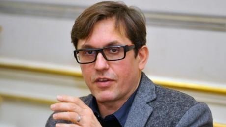 Šéf činohry ND Michal Dočekal. FOTO archiv ČT