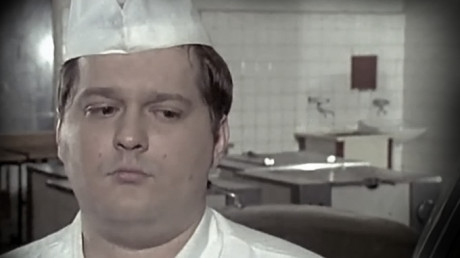 Jiří Kopta alias Guláš ze seriálu Chlapci a chlapi. FOTO archiv
