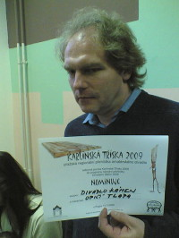 Petr Macháček, 2009. FOTO archiv Wikipedie