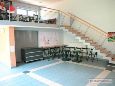 V roce 2003 prošla budova Polárky rekonstrukcí. Divadlo se dočkalo dostavby foyer, vzduchotechniky, dílny a šaten a rekonstrukce sálu, jeviště, vody a topení. FOTO Portál města Brna