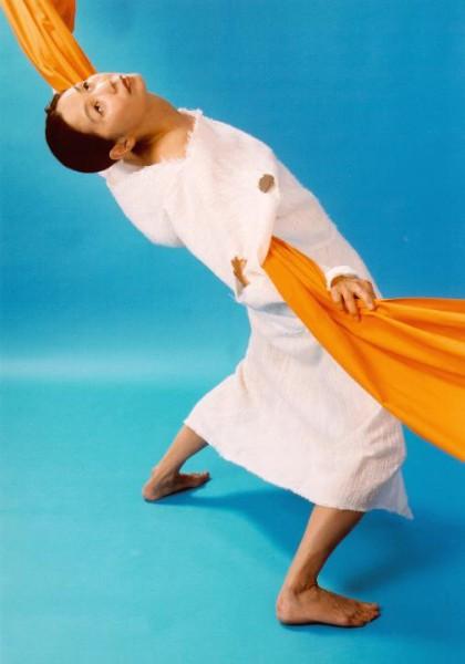 Solo Peggy Choy. FOTO archiv