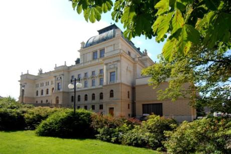 Divadlo J. K. Tyla Plzeň. FOTO archiv města