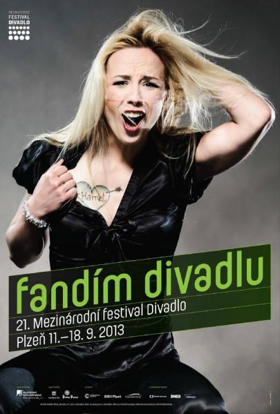 Festival Divadlo-poster 2013
