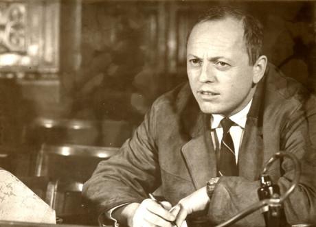 Alois Hajda v plné síle (60. léta). FOTO archiv ND Brno