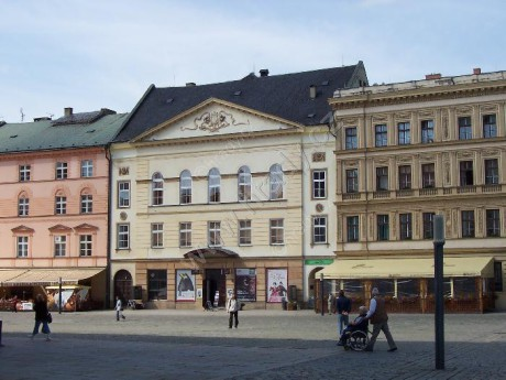 Moravské divadlo Olomouc. FOTO IVO ROZEHNAL