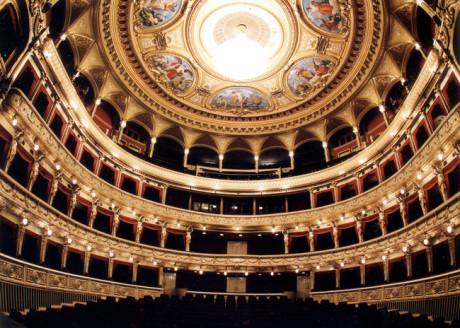Mahenovo divadlo, činoherní scéna ND Brno. FOTO archiv ND Brno