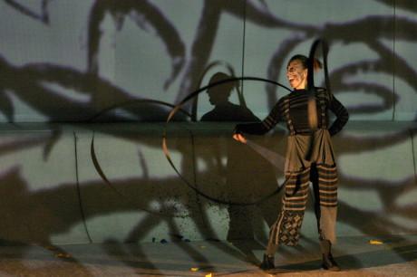 Další soutěžní představení letošního Spectacula zaujalo svou dokonalostí a zářivou čistotou. FOTO MICHAL DRTINA