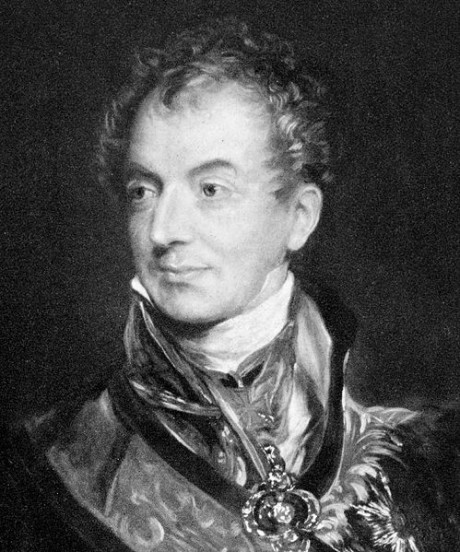 Prince Klemens Wenzel Nepomuk Lothar von Metternich (1773-1859). Helmolt (ed.): History of the World. New York, 1901. Bad partially reproduction of a painting by Sir Thomas Lawrence, ca. 1815. Repro University of Texas Portrait Gallery