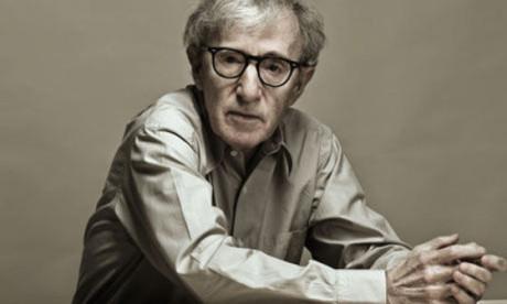 Woody Allen 2013. FOTO archiv