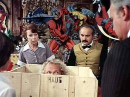 Pierre Richard ve filmu Hračka (r. Francis Veber, 1976). FOTO archiv