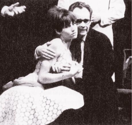 Marta Kubišová s Jiřím Šaškem