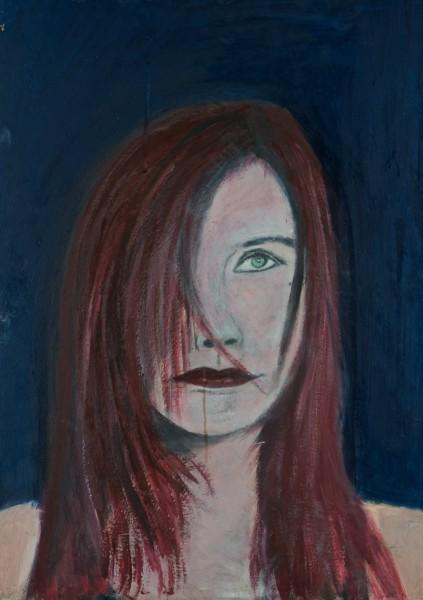 Autoportrét. Repro archiv