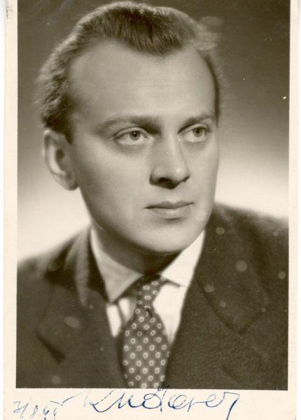 Karel Höger, 1944. FOTO archiv
