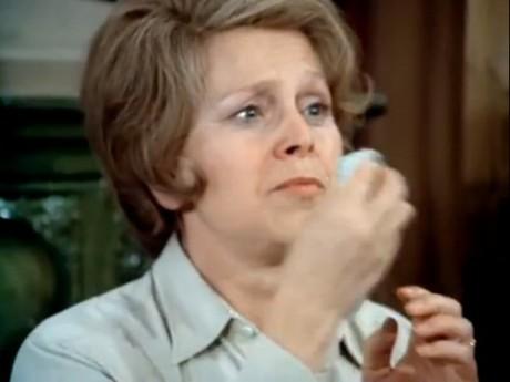 V seriálu Chalupáři (1975). FOTO archiv