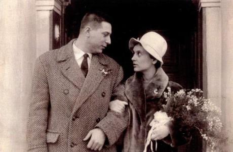 Svatba s Leošem Suchařípou, 1962. FOTO archiv