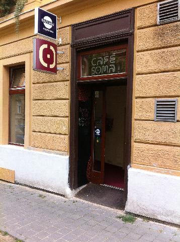 Café Coma. FOTO archiv